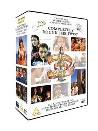 Completely Round The Twist [DVD]