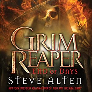 Grim Reaper: End of Days | [Steve Alten]
