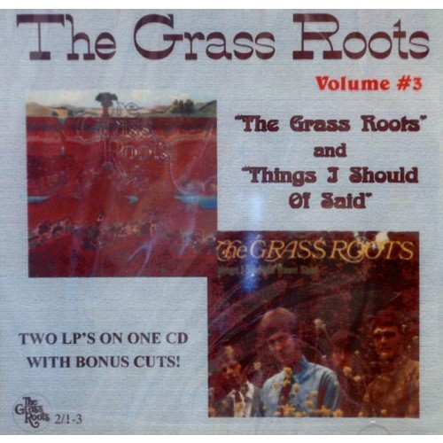 Grass Roots - Grass Roots / Thing I Should O