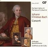 echange, troc Kaiser - Les fils de Bach IV - J.C. Bach : Concertos. Goltz.