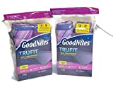 Good Nights Tru Fit Girls S_M underwear lot of two pack of two nightime training protection