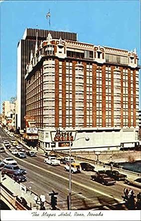 the mapes hotel reno nevada original vintage postcard at amazon 39 s