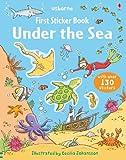 Under the Sea (First Sticker Book) (Usborne First Sticker Books)
