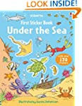 Under the Sea (First Sticker Book) (U...