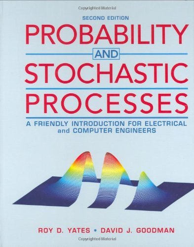 Probability and Stochastic Processes: A Friendly...