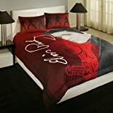 Dancing Elvis 3 Piece Full / Queen Size Bedding Set 1 Comforter & 2 Pillow Shams