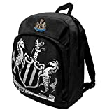 Newcastle United FC Official Gift Foil Print Sports Kit Bag Backpack (RRP£14.99)