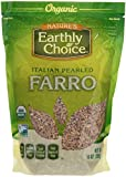 Natures Earthly Choice Organic Farro - 12 oz