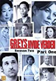 Grey's Anatomy - Season 2 Part 1 (Region 2) (Import)