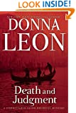 Death and Judgment: A Commissario Guido Brunetti Mystery