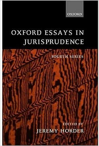 oxford book of essay