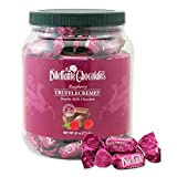 Raspberry Chocolate TruffleCremes Double Milk Chocolate No. 30 - 28oz Jar