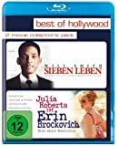 Best of Hollywood - 2 Movie Collector's Pack 42 (Sieben Leben / Erin Brockovich) [Blu-ray]