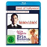 "Best of Hollywood - 2 Movie Collector's Pack 42 (Sieben Leben / Erin Brockovich) [Blu-ray]von ""Sony Pictures Home..."""