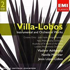 Instumental & orchestral works (EMI Classics)