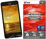 ASUS ZenFone 5 (8GB)ブラック 【OCN モバイル ONE 音声通話対応 マイクロSIM付】