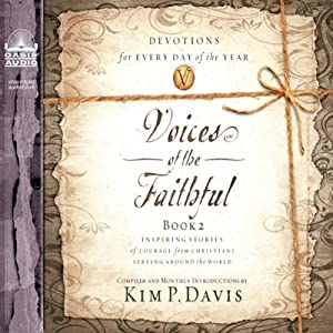 Voices of the Faithful - Book 2 Audiobook