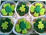 St. Patrick's Day Luck of the Irish Cookies