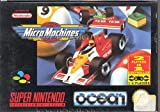 Micro Machines Super Nintendo Snes