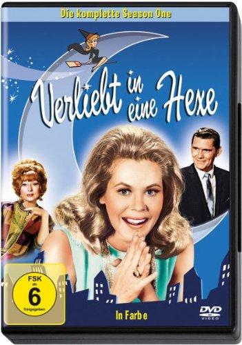 Verliebt in eine Hexe - Die komplette Season One [4 DVDs]