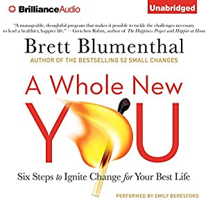 A Whole New You Audiobook