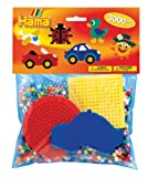 Hama Beads Car Set
