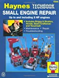 img - for Small Engine Repair Manual, up to and including 5 HP engines (Haynes Manuals) book / textbook / text book