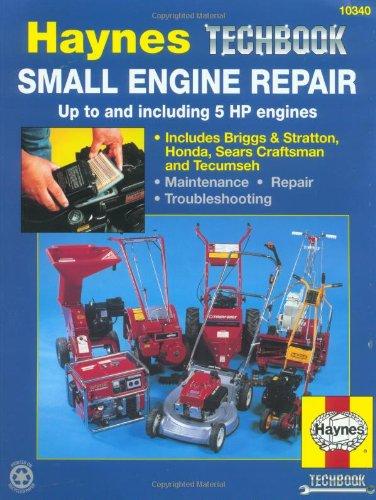Hot Small Engine Repair Manual Including 5 Hp Engines Haynes