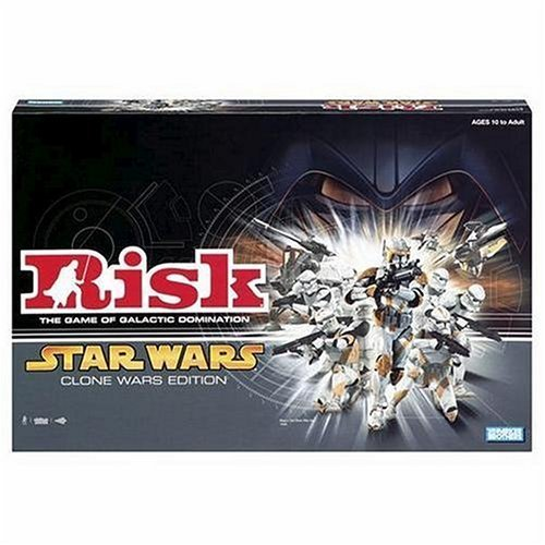 Risk: Star Wars Clone Wars Edition