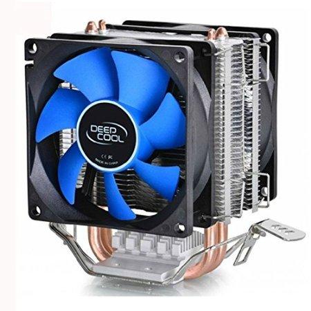 DeepCool 12cm Fan CPU Cooler Heatsink quiet for Intel LGA775/1156/1155 AMD FM2/AM2 2+/AM3 (Cpu Cooler For Am2 compare prices)