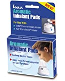 Kaz Aromatic Inhalant Pads, 6 Count