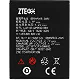 OEM ZTE Battery Li3716T42P3h594650 1650 mAh Battery For Warp Sequent & Grand X