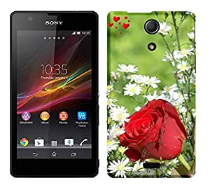 WOW Printed Designer Mobile Case Back Cover For Sony Xperia ZR