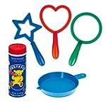 Pustefix Mini-Mix 3 wand bubble maker