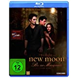 "New Moon - Bis(s) zur Mittagsstunde (Deluxe Fan Edition) [Blu-ray]von ""Kristen Stewart"""