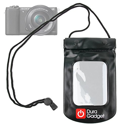 duragadget-funda-impermeable-negra-para-sony-ilce-5100-l-alpha-a5100-ideal-para-proteger-su-disposit