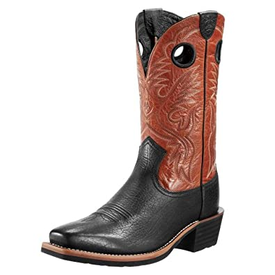 Ariat Mens Heritage Roughstock Boot by Ariat