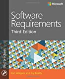 img - for Software Requirements 3 book / textbook / text book
