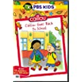 Best of Caillou: Caillou Goes Back to School [Import]
