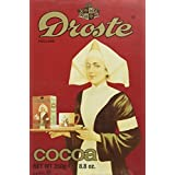 Droste Cocoa Powder 8.8 Ounce Box (Pack of 3) Dutch Style Cocoa for Baking Desserts and More (Tamaño: 8.8 Ounces)