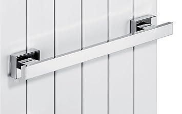 Giese 34365–02asciugamano supporto, quadrato, 495mm, Magn–etmit BEF. F. magnetica termosifone