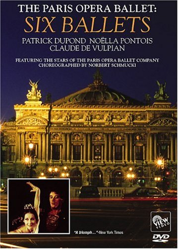 Paris Opera Ballet - Six Ballets [2008] [DVD]