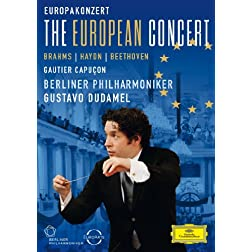 The European Concert - Brahms; Haydn; Beethoven