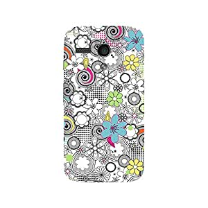 Garmor Designer Silicone Back Cover For Motorola Moto G