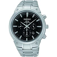 Seiko Men's Analog Quartz Watch