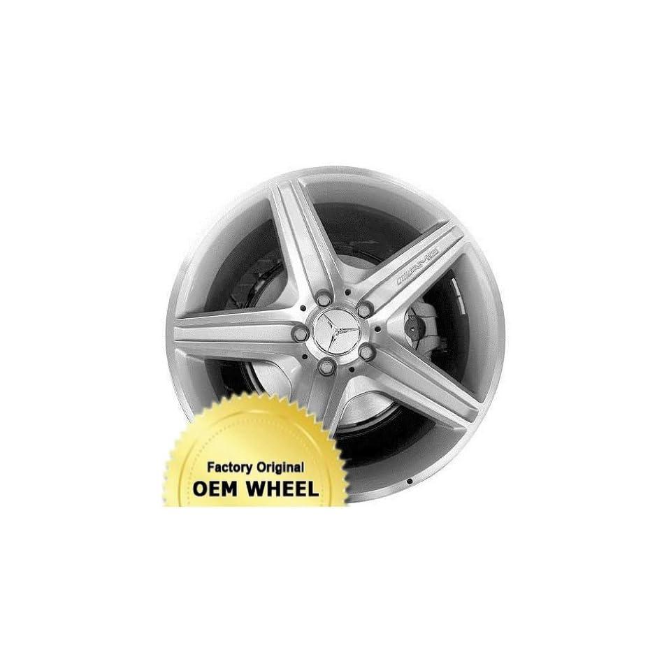 MERCEDES CLS550,CLS CLASS 18X8.5 5 SPOKE Factory Oem Wheel Rim  SILVER   Remanufactured Automotive