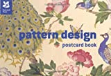 img - for National Trust Pattern Design Postcard Book book / textbook / text book