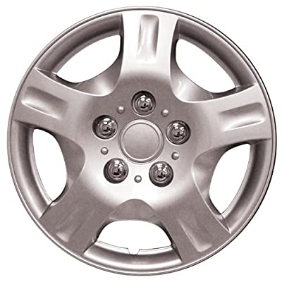 "HS (45452) 14"" Premium Quality Hubcap, (Pack of 4)"
