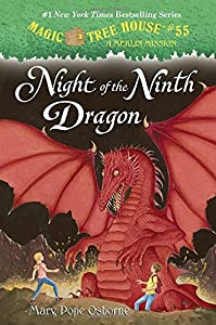 Night of the Ninth Dragon (Magic Tree House (R) Merlin Mission)