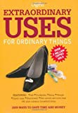 Extraordinary Uses For Ordinary Things p/b: 2, 209 Ways to Save Money and Time (Readers Digest)
